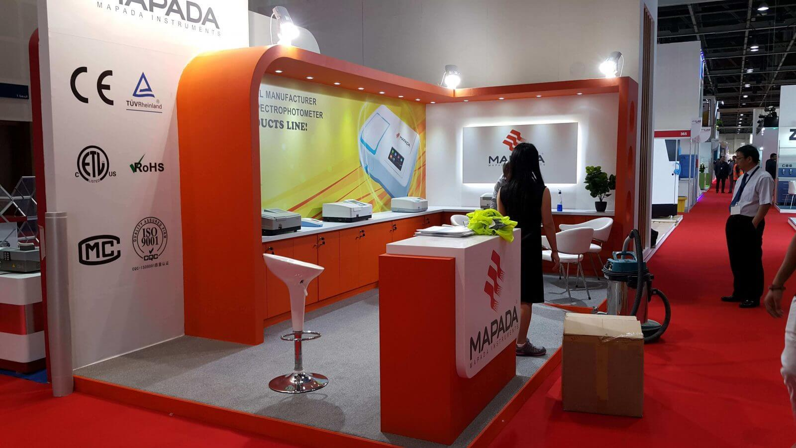 Exhibition Stand Builders China : Events and exhibition stand contractors china