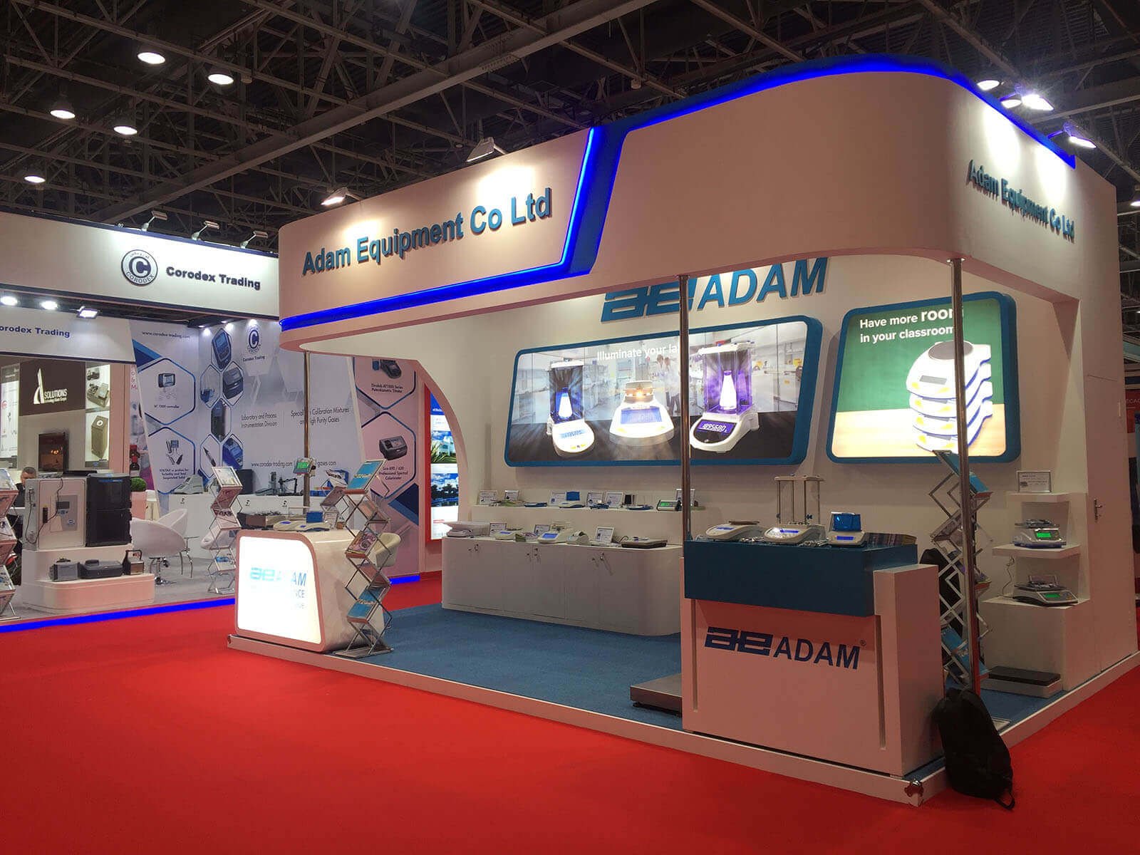 Exhibition Stand Design And Build Dubai : Arab lab exhibition dubai stand designs