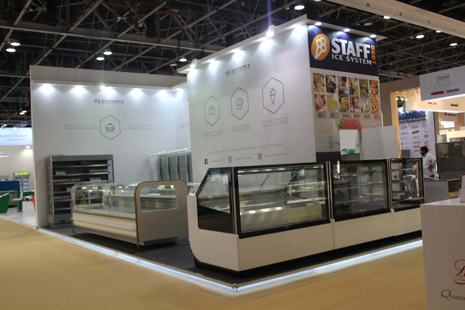 Maple Expo Execute Exhibition Stand In Gulf Host 2017, Dubai
