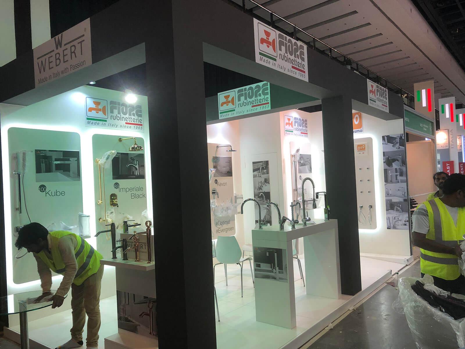 Maple Expo Execute Fiore Exhibition Stand In Big 5 Expo 2017, Dubai