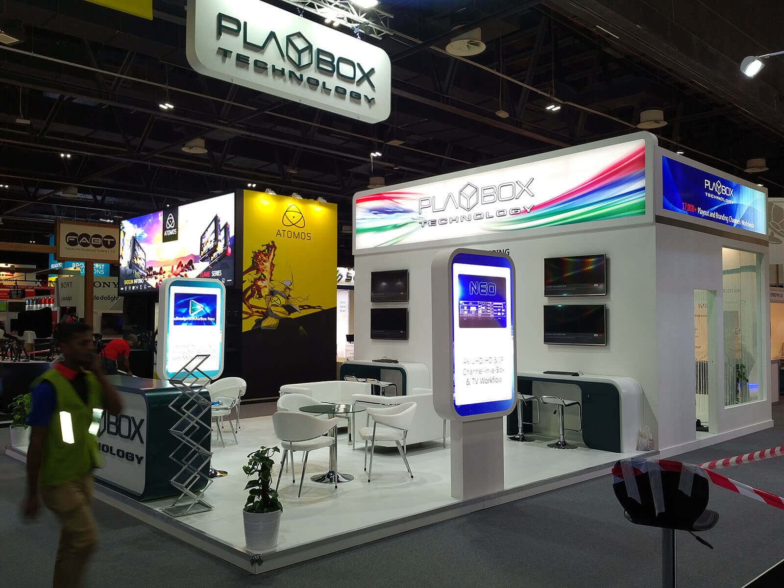 Exhibition Stand Builders Usa : Exhibition stand builders designers contractors in dubai