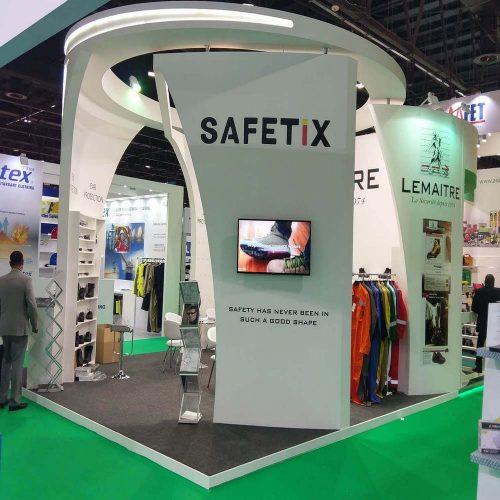 Safetix, U.A.E.