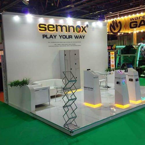 Semnox, UAE