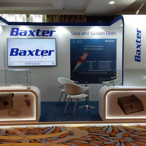 Baxter, U.A.E.