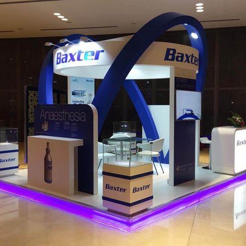 Baxter, UAE